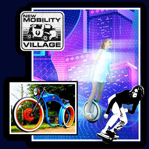 Festival des Nouvelles Mobilités